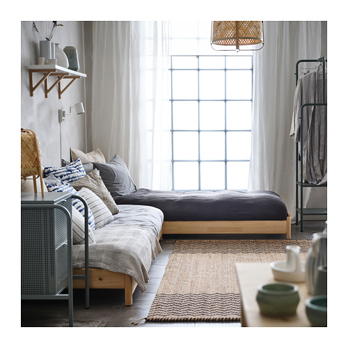 UTÅKER tempat tidur yang dapat ditumpuk