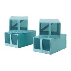 SKUBB - Kotak sepatu, biru muda