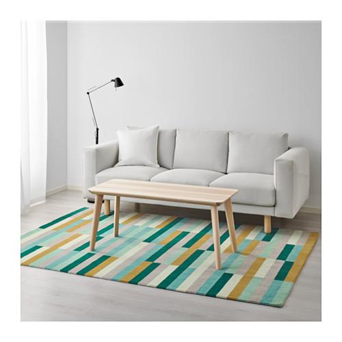 KRÖNGE karpet, bulu tipis