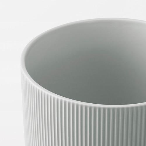 GRADVIS - plant pot, grey, 15 cm | IKEA Indonesia - PE686848_S4