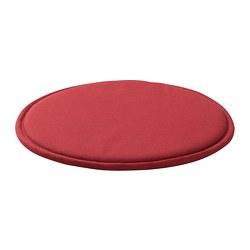SUNNEA - Alas kursi, merah/Lofallet