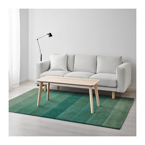 NÖDEBO karpet, bulu tipis