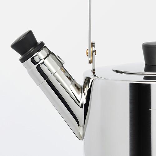 METALLISK kettle