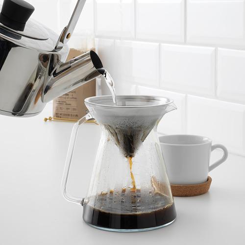 HÖGMODIG pembuat kopi utk drip coffee