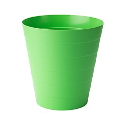 FNISS - Waste bin, light green