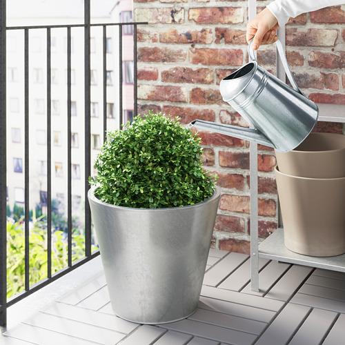 SOCKER - penyiram tanaman, dalam/luar ruang/galvanis, 2.6 l   IKEA Indonesia - PE594688_S4