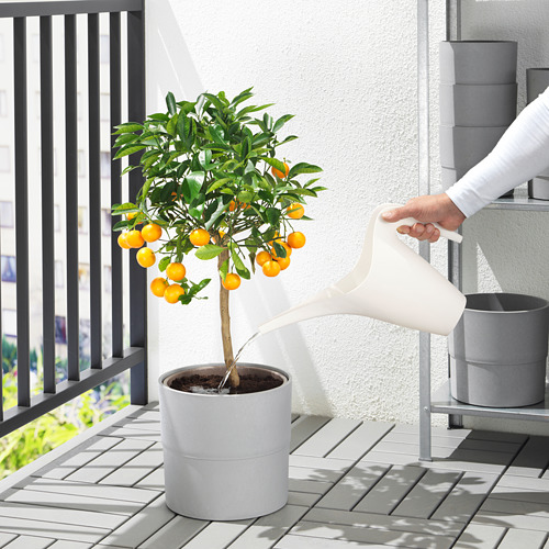 IKEA PS 2002 - penyiram tanaman, putih, 1.2 l | IKEA Indonesia - PE725684_S4