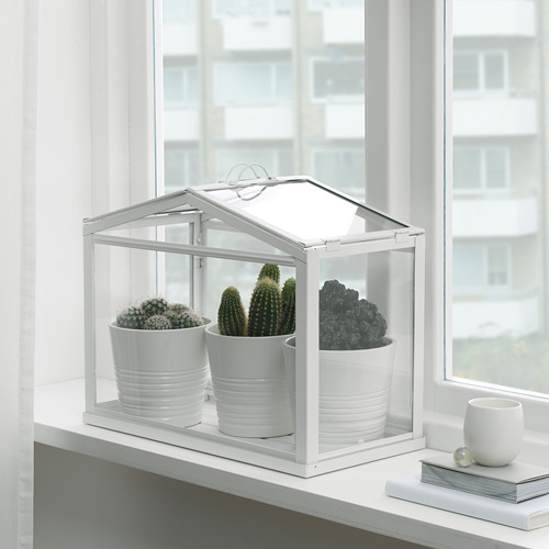 SOCKER - rumah kaca, putih | IKEA Indonesia - PE694330_S4
