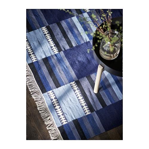 TRANGET rug, flatwoven