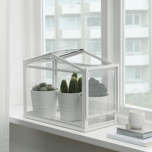 SOCKER - rumah kaca, putih | IKEA Indonesia - PE694331_S4