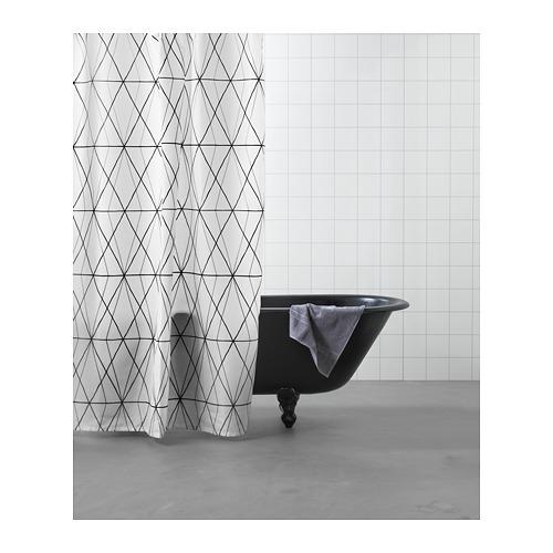 FÖLJAREN tirai shower