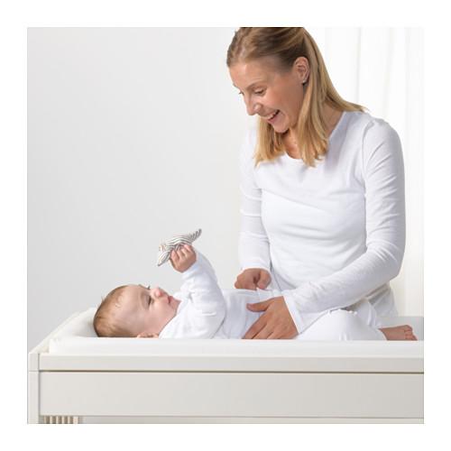 VÄDRA alas ganti popok bayi