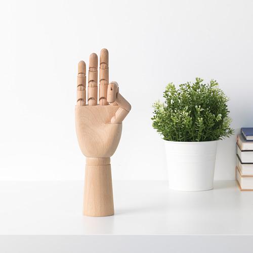 HANDSKALAD dekorasi, tangan