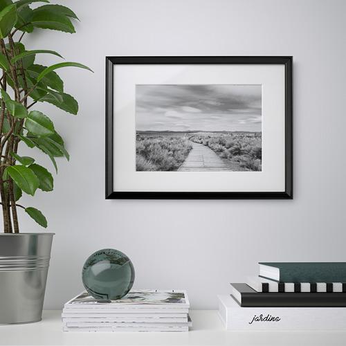 KNOPPÄNG - frame, black, 30x40 cm | IKEA Indonesia - PE661069_S4