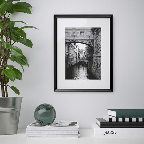 KNOPPÄNG - frame, black, 30x40 cm | IKEA Indonesia - PE661080_S4