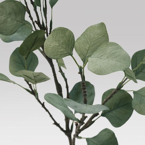 SMYCKA - artificial leaf, eucalyptus/green, 65 cm   IKEA Indonesia - PE596763_S4