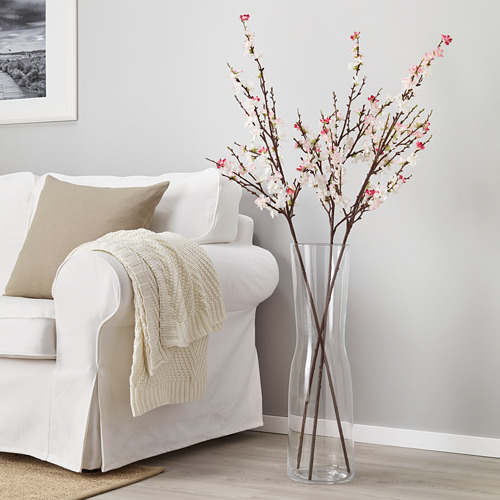 SMYCKA - artificial flower, cherry-blossoms/pink, 130 cm | IKEA Indonesia - PE685255_S4