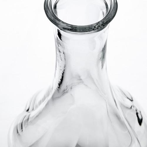 VILJESTARK - vase, clear glass, 17 cm | IKEA Indonesia - PE629549_S4