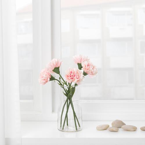 SMYCKA - artificial flower, carnation/pink, 30 cm | IKEA Indonesia - PE685418_S4