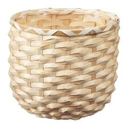 KAFFEBÖNA - Plant pot, bamboo