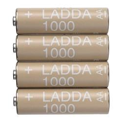 LADDA - Baterai yg dapat diisi ulang