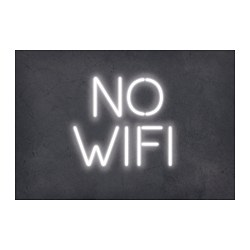 BJÖRKSTA - Picture, No wifi