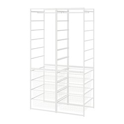 JONAXEL - Frame/wire baskets/clothes rails
