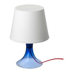 LAMPAN - Table lamp, blue