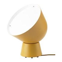 IKEA PS 2017 - Lampu meja, emas-cokelat