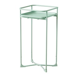 KRYDDPEPPAR - Plant stand, in/outdoor green