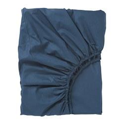 ULLVIDE - Seprai berkaret, biru tua