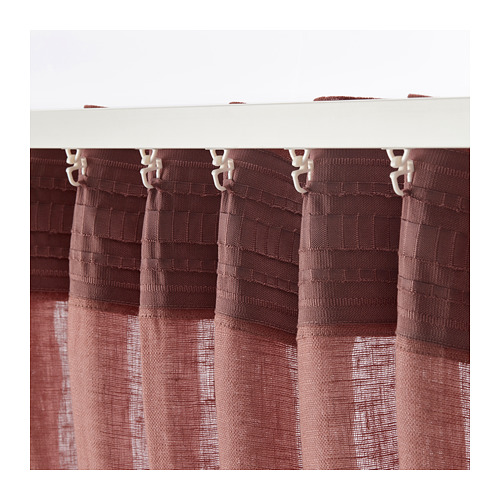 LEJONGAP curtains, 1 pair