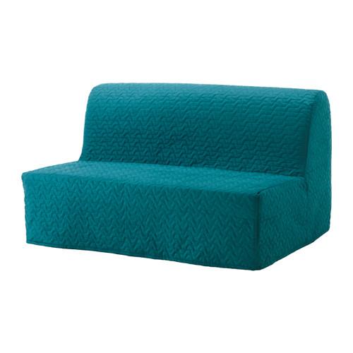LYCKSELE MURBO sofa tempat tidur 2 dudukan