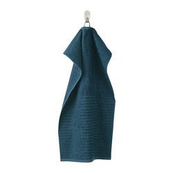 VÅGSJÖN - Handuk tangan, biru tua