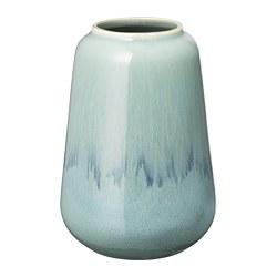 LIVSVERK - Vase, blue