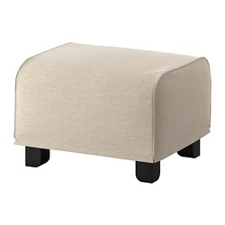 GRÖNLID - Footstool, Sporda natural