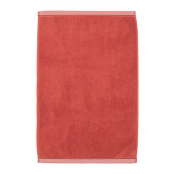 VIKFJÄRD - Bath mat, red