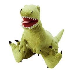 JÄTTELIK - Boneka, dinosaurus/dinosaur/thyrannosaurus Rex