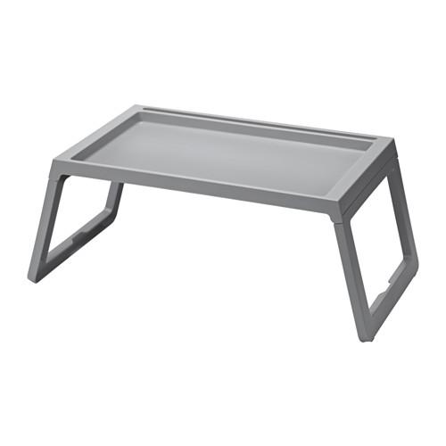KLIPSK - bed tray, grey | IKEA Indonesia - PE633471_S4