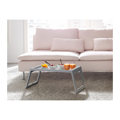 KLIPSK - bed tray, grey | IKEA Indonesia - PE633473_S4