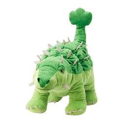 JÄTTELIK - Boneka, dinosaurus/dinosaur/ankylosaurus