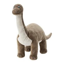 JÄTTELIK - Boneka, dinosaurus/dinosaur/brontosaurus, 55 cm