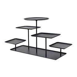 SAMMANHANG - Stand display, hitam