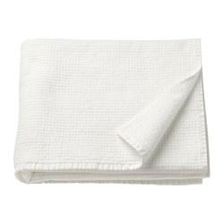 SALVIKEN - Handuk mandi, putih