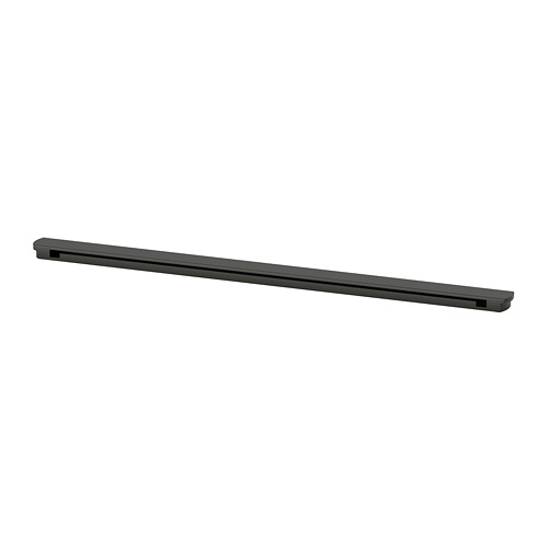ENHET - rel untuk pengait, antrasit, 37 cm | IKEA Indonesia - PE769606_S4