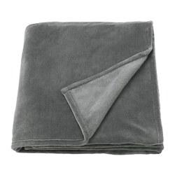 TRATTVIVA - TRATTVIVA, bedspread, grey, 150x250 cm