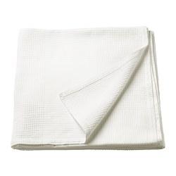 INDIRA - Penutup tempat tidur , putih