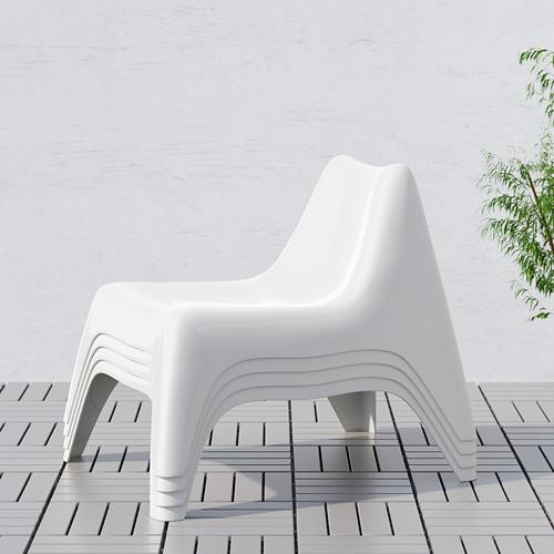 IKEA PS VÅGÖ kursi malas, luar ruang