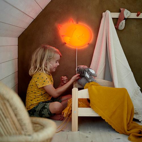 UPPLYST lampu dinding LED