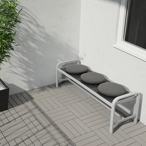 FRÖSÖN/DUVHOLMEN bantal kursi, luar ruang